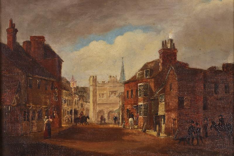 Market Square Horsham