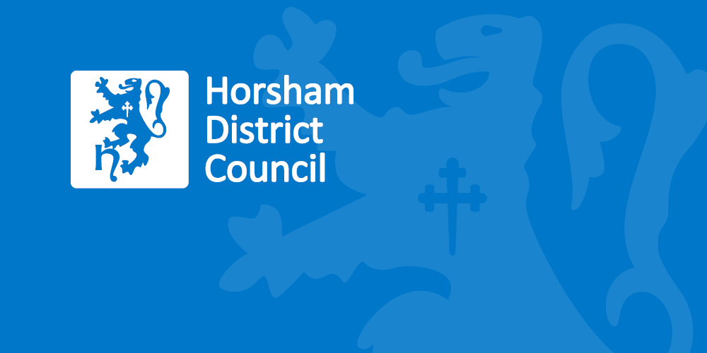 Work experience at Horsham District Council