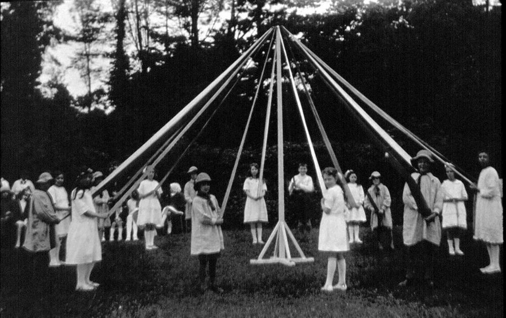 maypole dancing horsham