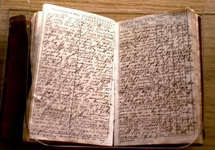 Sarah Hurst Diary