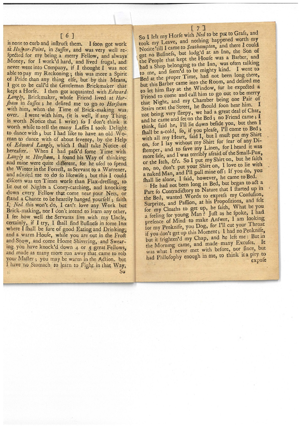 Page 6 and 7 Thomas munn