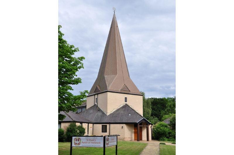 St Mark's church Wimblehurst