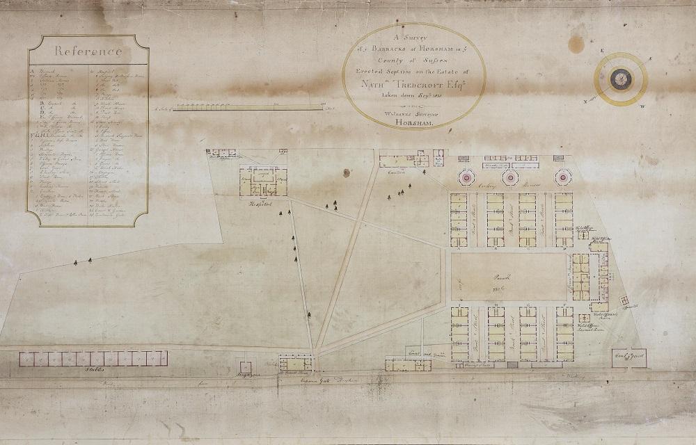 Horsham Barracks