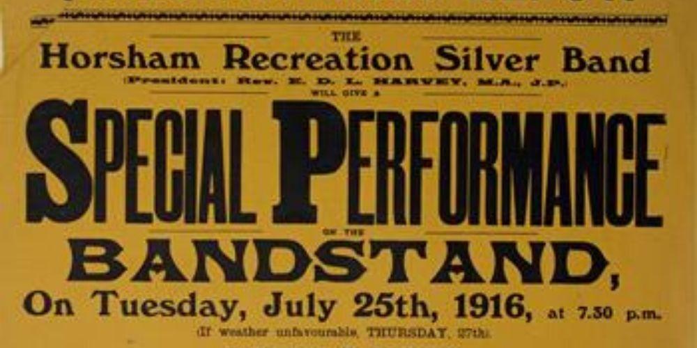 Horsham Recreation Silver Band
