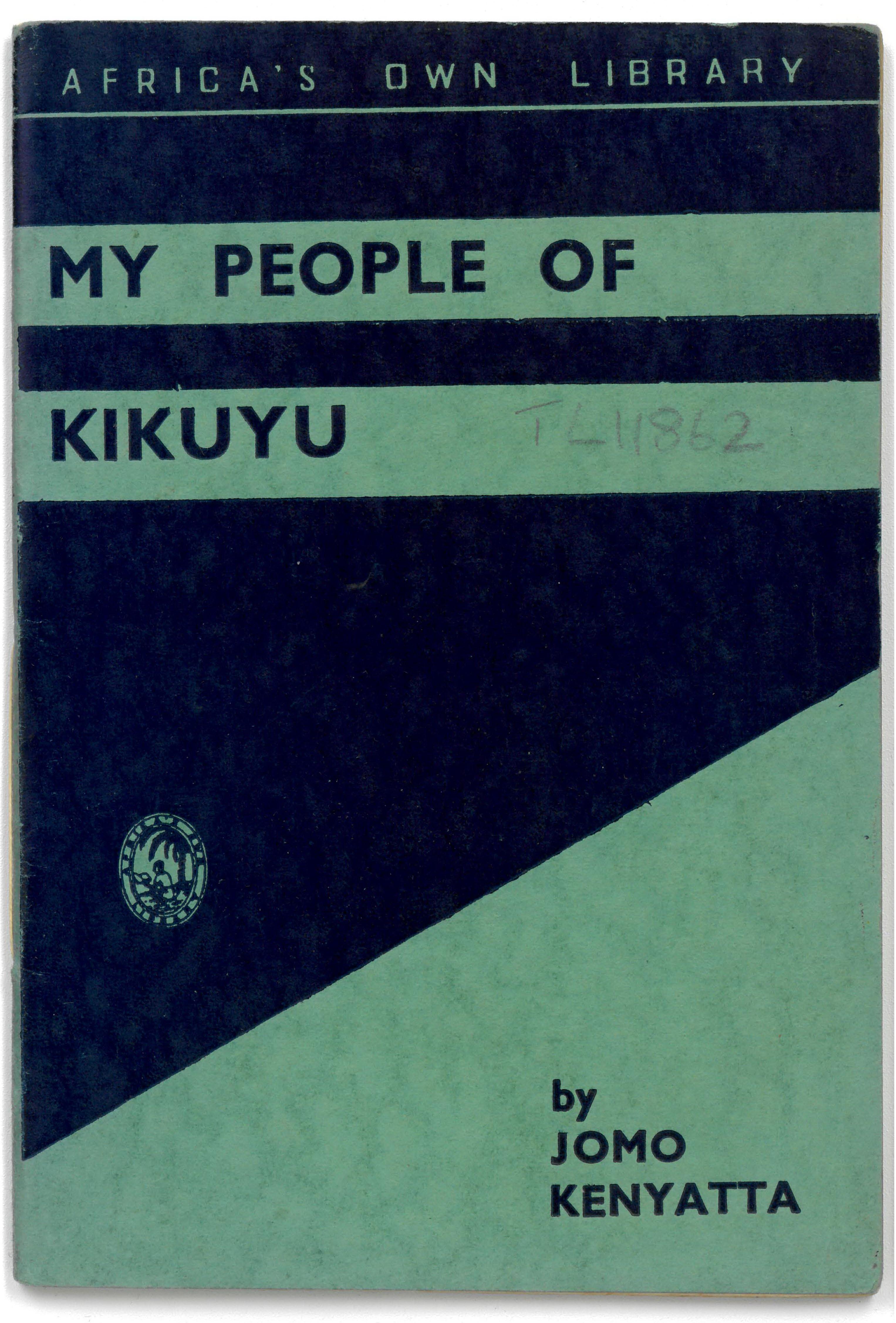 Book by JomoKenyatta